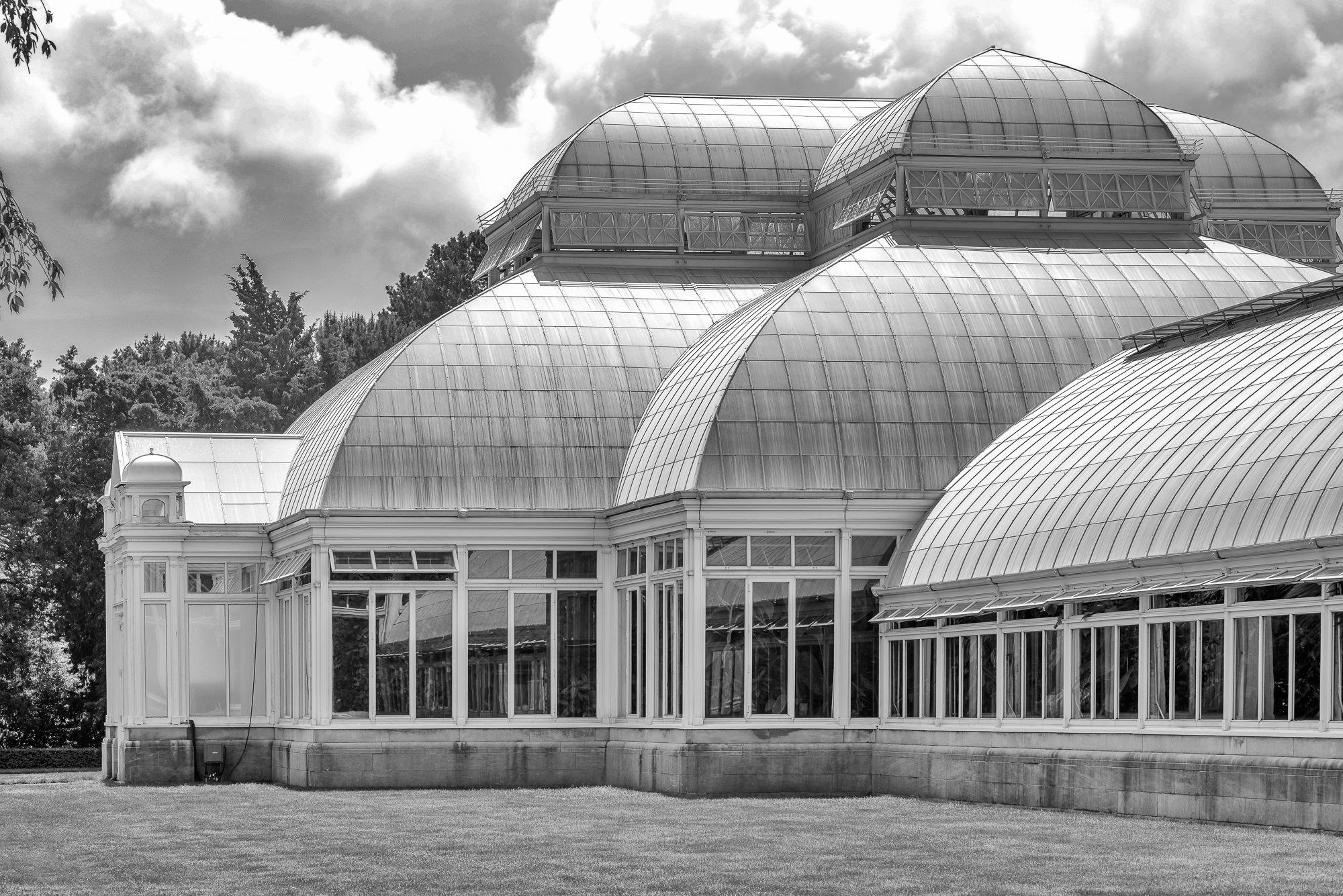 Serre du Jardin botanique du Bronx